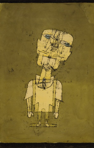 Paul Klee, Ghost of a Genius, 1922, Scottish National Gallery