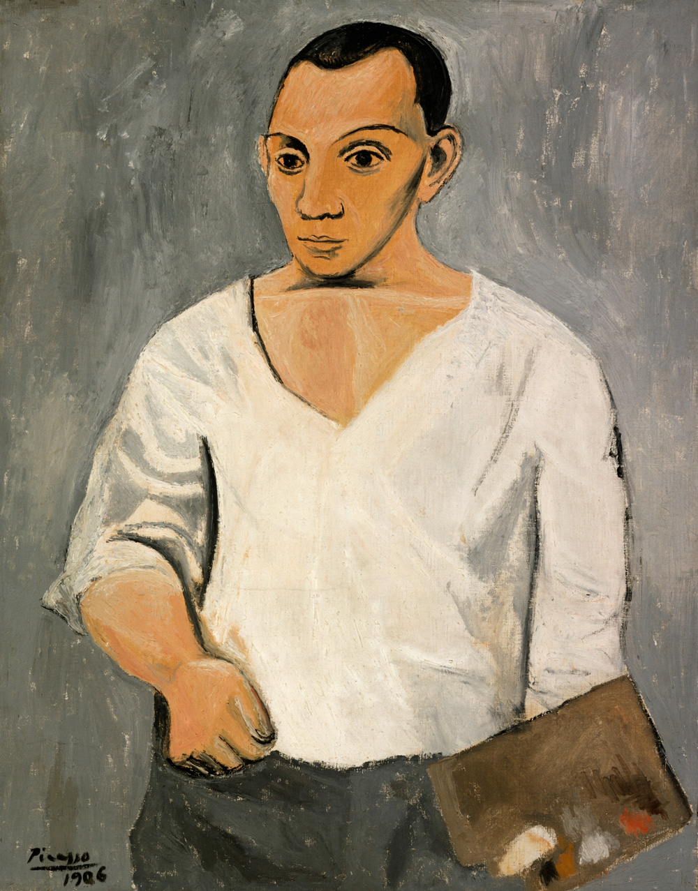 Picasso_SelfPortrait
