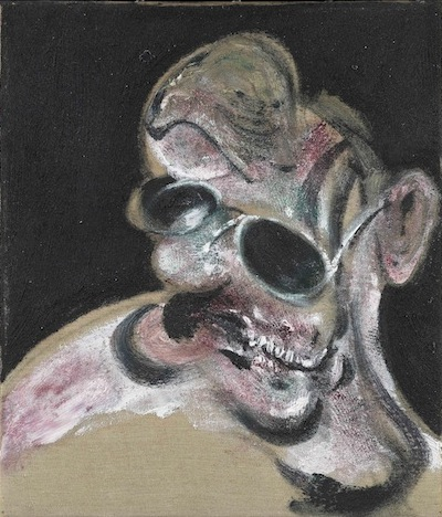 Francis Bacon, Portrait of Man with Glasses, 1963 © The Estate of Francis Bacon