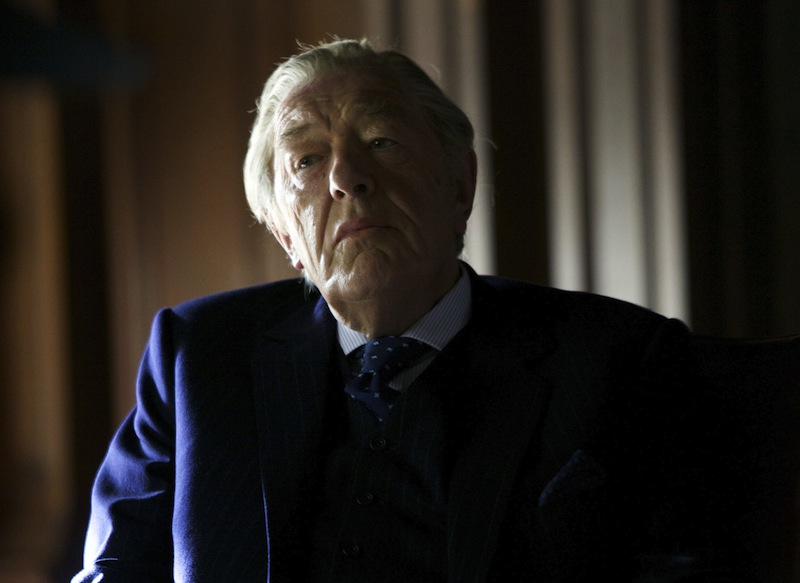 Michael Gambon as Lucas Romer in Restless