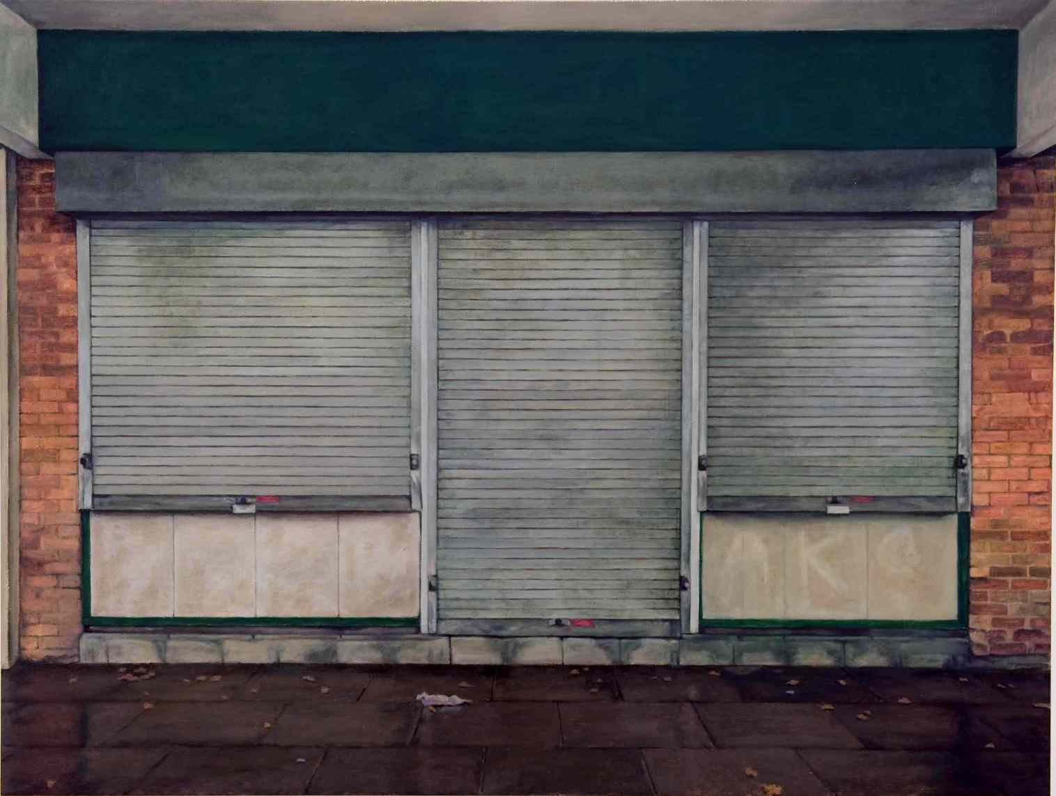 George Shaw, Shut Up, 2011