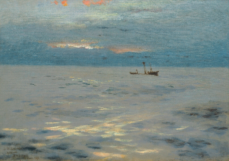 Sargent-Atlantic.Sunset