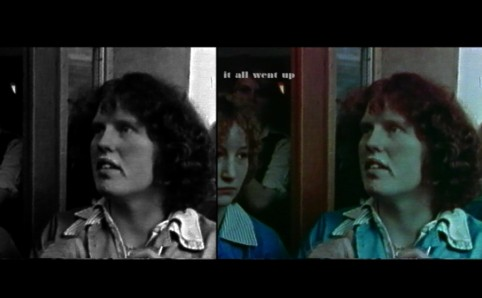 Still from The Woolworths Choir of 1979, Elizabeth Price