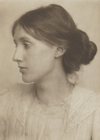 Virginia Stephen by George Charles Beresford, July 1902