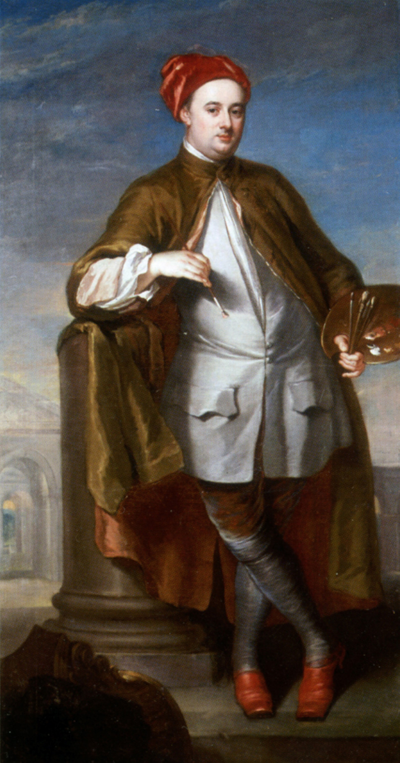 William Kent by William, c.1723–25 © National Portrait Gallery, London