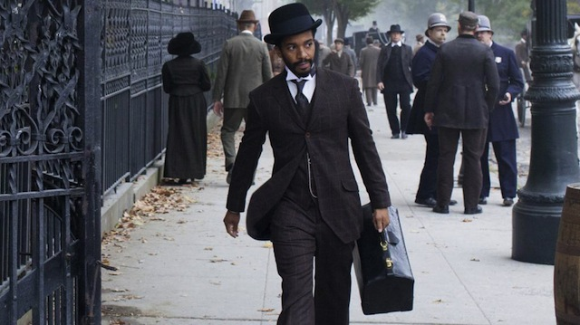 Andre Holland as Dr Algernon Edwards in The Knick
