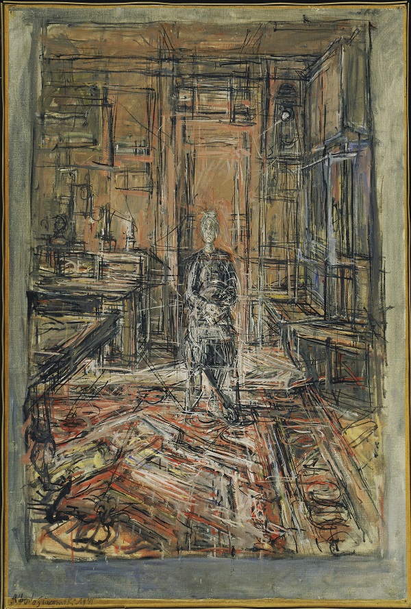 Alberto Giacometti, The Artist's Mother, 1950, The Museum of Modern Art, New York,  © The Estate of Alberto Giacometti (Fondation Giacometti, Paris and ADAGP, Paris) 2015