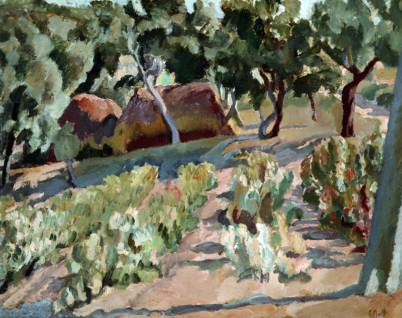 Vanessa Bell, The Vineyard, The Atkinson, Lord Street, Southport