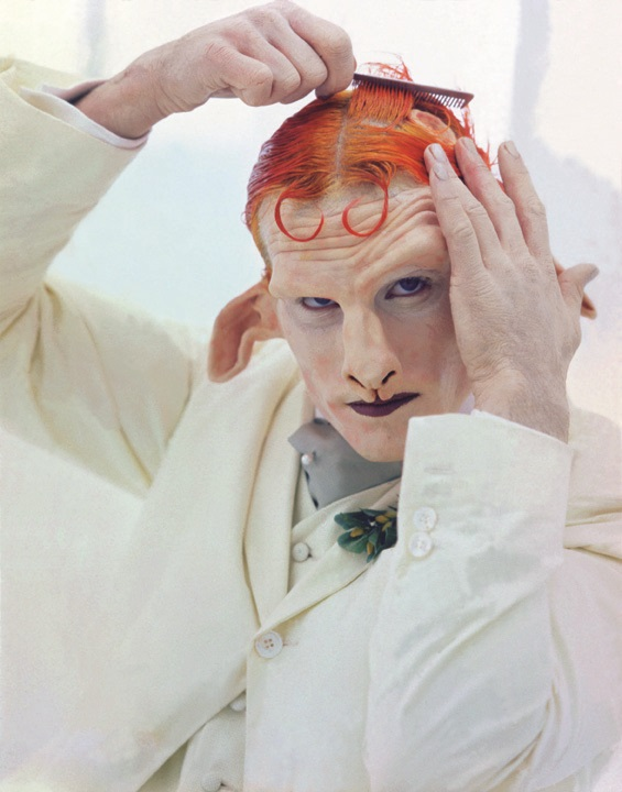 Matthew Barney, Cremaster 4, 1994  Courtesy Gladstone Gallery, New York and Brussels. Photo Michael James O'Brien © 1994 Matthew Barney