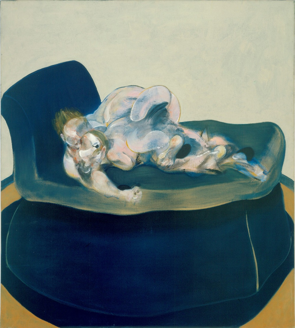 Francis Bacon Two Figures on a Couch​, 1967 © The Estate of Francis Bacon. All rights reserved, DACS/Artimage 2019 Photo: Prudence Cuming Associates Ltd Courtesy Gagosian