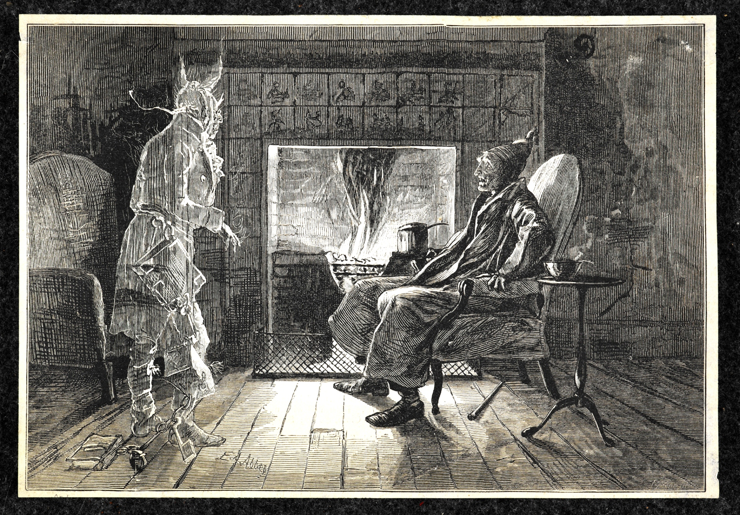 A Hankering after Ghosts, Dickens and the Supernatural, British Library | The Arts Desk