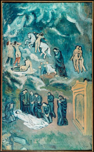 Becoming Picasso: Paris 1901, Courtauld Gallery | The Arts Desk