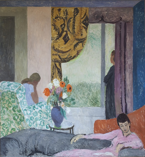 Vanessa Bell, The Other Room, late 1930s, © The Estate of Vanessa Bell, courtesy of Henrietta Garnett Photo: Matthew Hollo