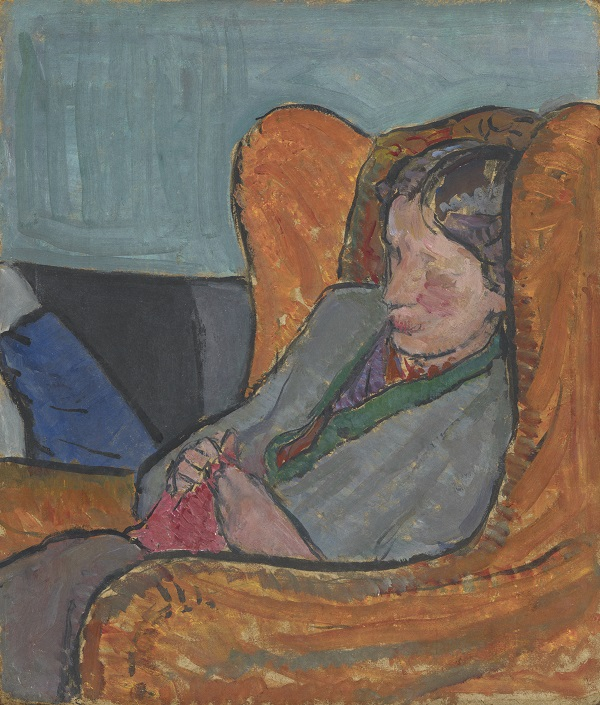 Vanessa Bell, Virginia Woolf, © National Portrait Gallery, London