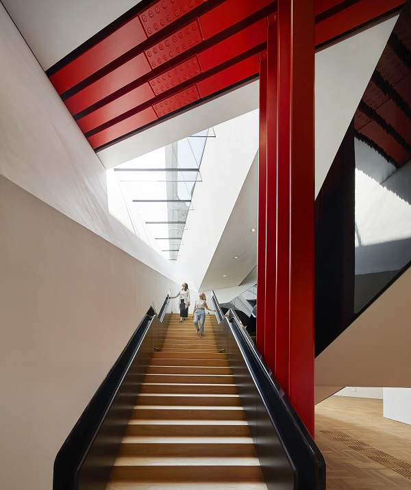 The V&A's new staircase ©Hufton+Crow