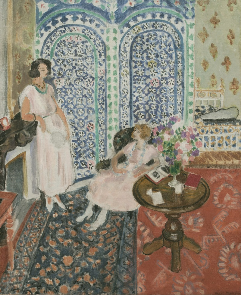 Matisse: The Moorish Screen, Royal Academy