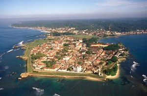 Galle_Fort_aerial_view_from_the_south
