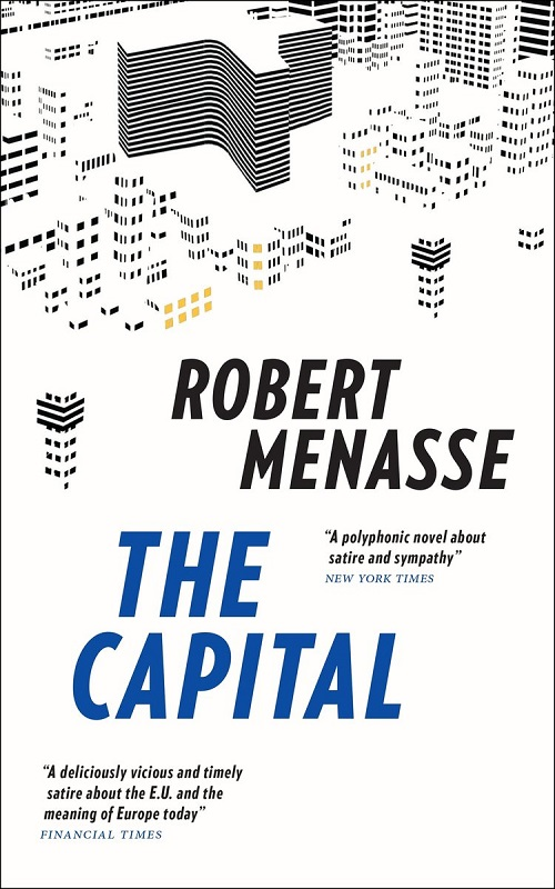 Robert Menasse's The Capital