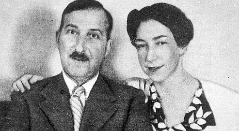 Stefan Zweig and Lotte Altmann