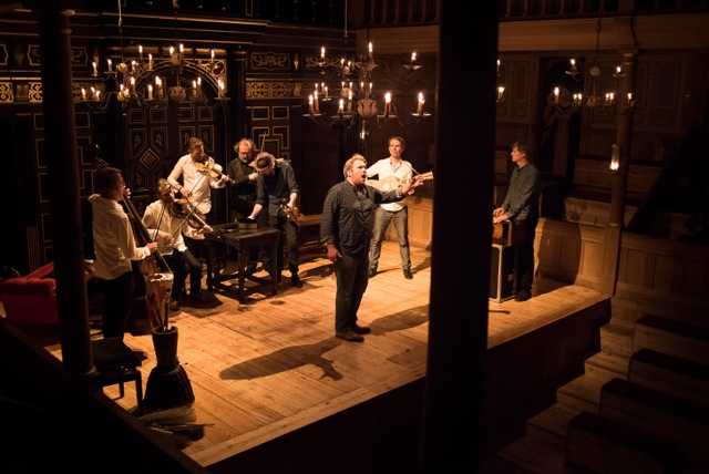 Alehouse at the Sam Wanamaker Playhouse