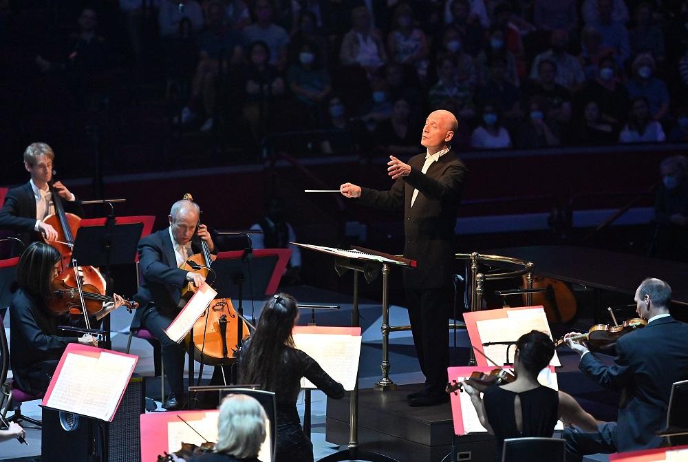 Paavo Jarvi at the Proms