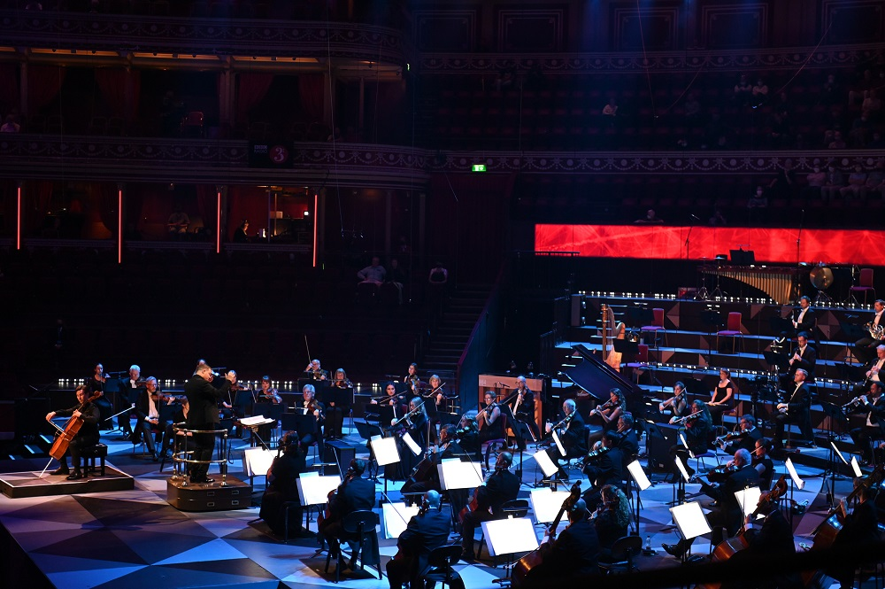 BBCNOW at the Proms
