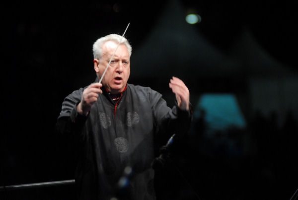 Conductor David Atherton