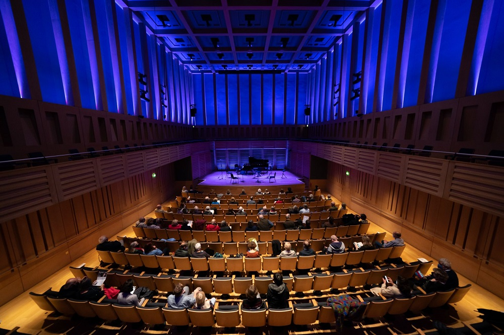 Kings Place for Aurora concert