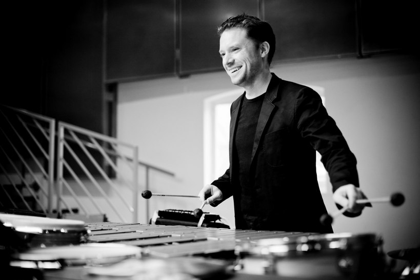 Colin Currie by Marco Borggreve