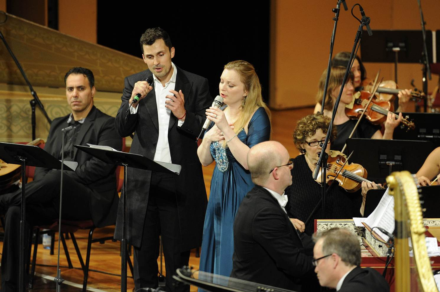 Yaniv d'Or and Lucy Crowe sing Barbara's 'Gottingen'
