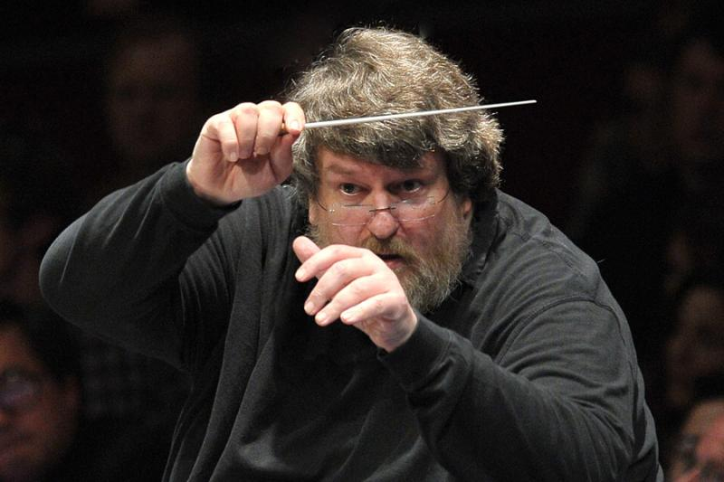 Oliver Knussen at the 2013 Proms