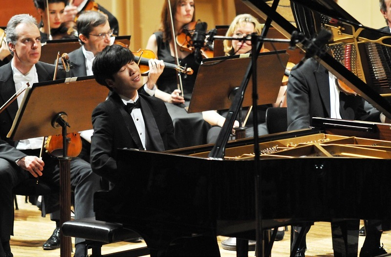 Jinhyung Park in Prague Spring Competition final