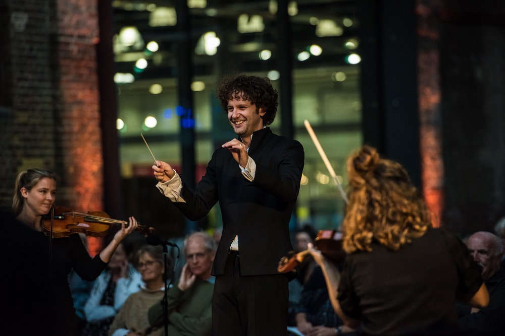 Nicholas Collon conducts Beethoven 7
