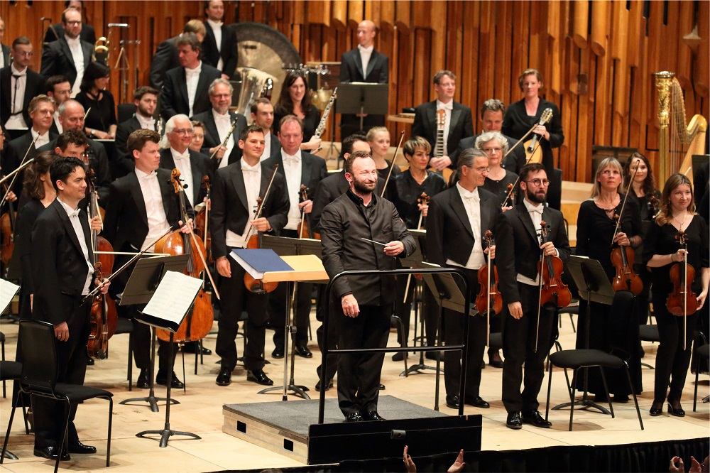 Kirill Petrenko and the Bavarian State Orchestra at the Barbican