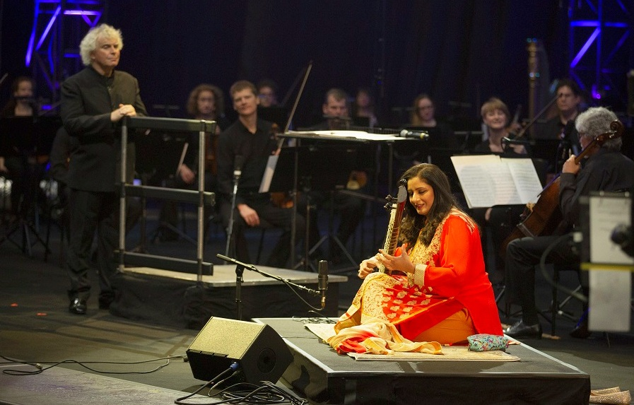 Rupa Panesar and the CBSO