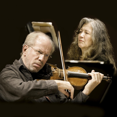Kremer and Argerich in recital