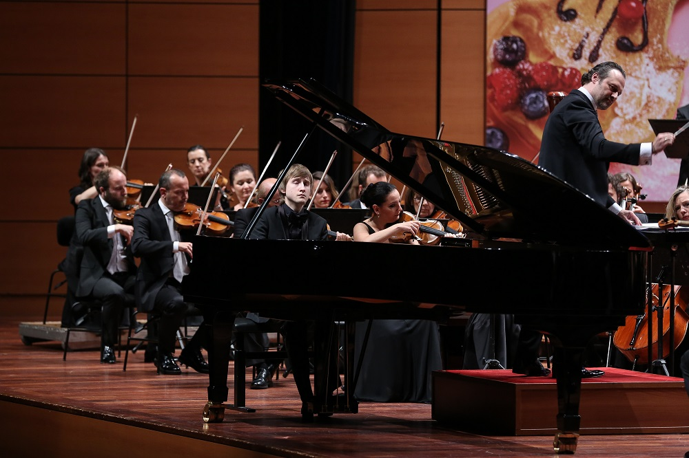Opening concert of the 44th Istanbul Festival