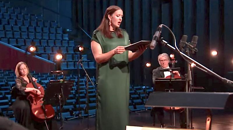 Lise Davidsen and Oslo Philharmonic