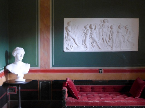 Pompeiian Room in Rosendal