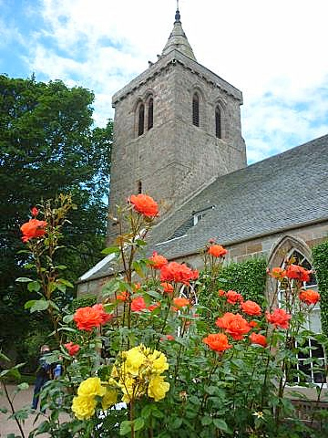 Crail Church