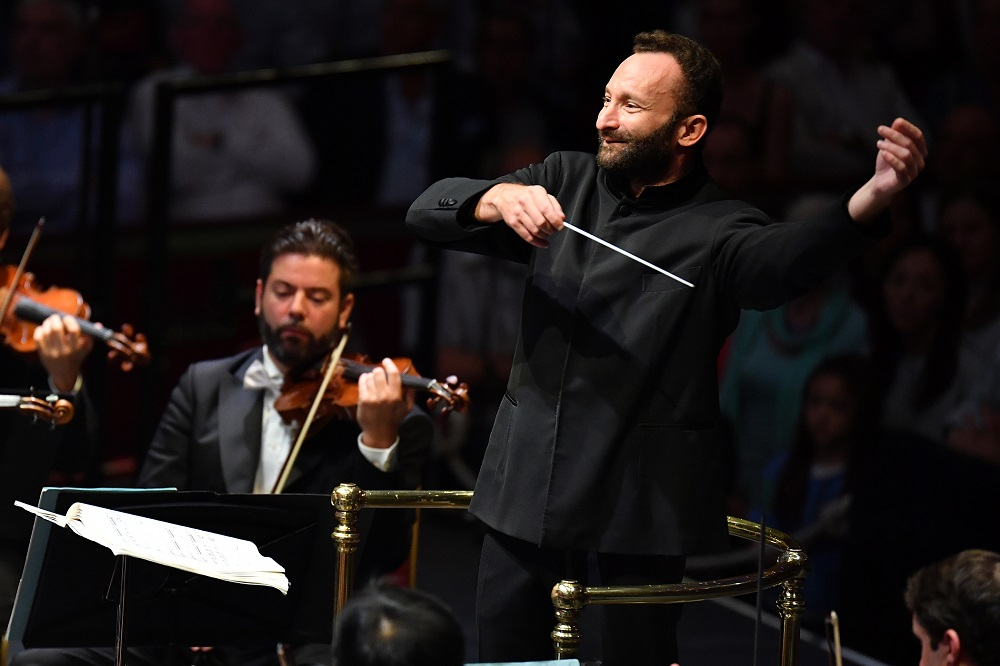 Kirill Petrenko at the BBC Proms