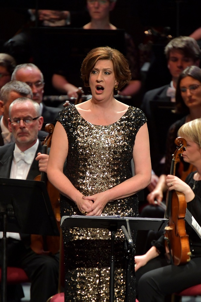 Sarah Connolly in Proms Mahler 3
