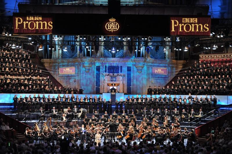 Proms 2013 opening