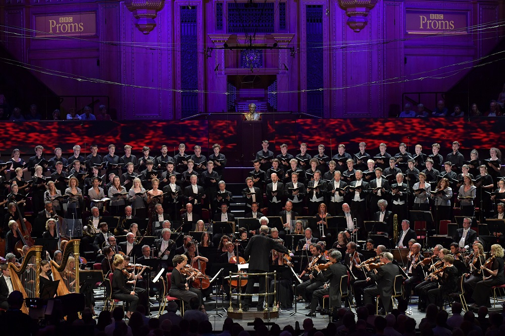 Choirs in Proms Romeo et Juliette