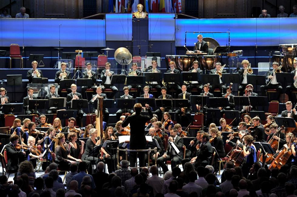EUYo and Petrenko at the Proms