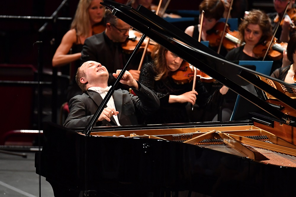 Alexander Gavrylyuk at the Proms
