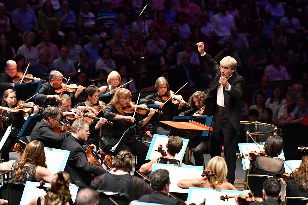 Dausgaard at the Proms