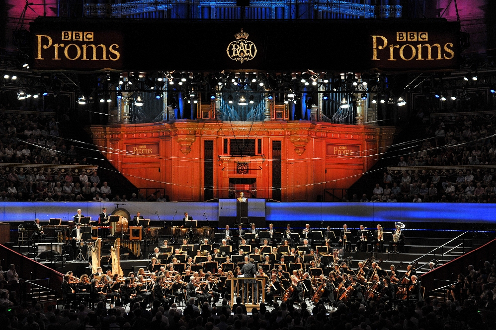 Boston Symphony Orchestra and Nelsons at the Proms