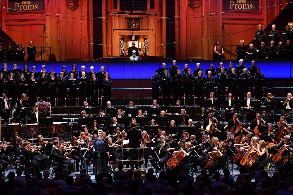Elgar's The Music Makers at the Proms