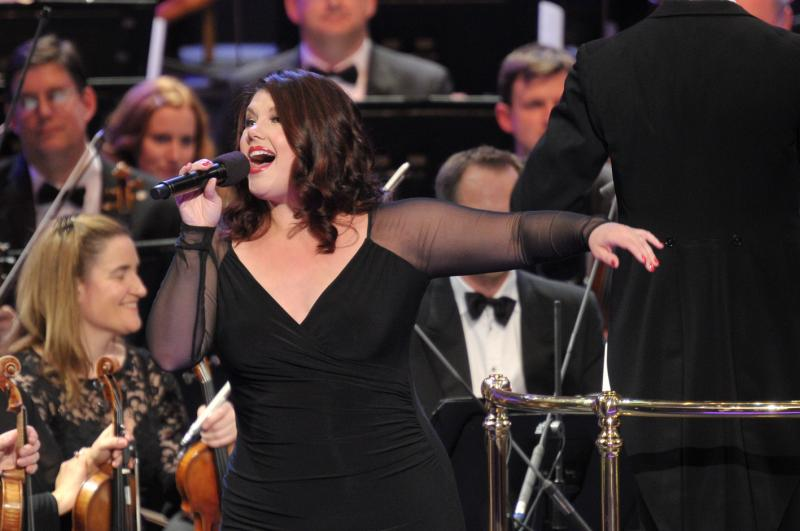 Jane Monheit with the John Wilson Orchestra at the BBC Proms
